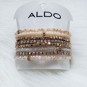 Accessories - Aldo Arleen Bracelet Set